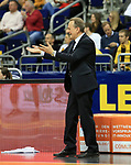 12.02.2019, Mercedes Benz Arena, Berlin, GER, ALBA ERLIN vs.  Basketball Loewen Braunschweig, <br /> im Bild Cheftrainer Aito Garcia Reneses (ALBA Berlin)<br /> <br />      <br /> Foto &copy; nordphoto / Engler