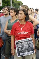 Roma 26 Luglio 2014<br /> Colosseo<br /> Presidio in solidarietà alla resistenza del popolo palestinese e contro l'offensiva militare israeliana nella Striscia di Gaza.<br /> La  protesta organizzata dalla comunità dellee dei giovani palestinesi, è in concomitanza in tutta Europa e Mondo.<br /> <br /> Rome July 26, 2014 <br /> Protest in solidarity with the resistance of the Palestinian people, and against the Israeli military offensive in the Gaza Strip.<br /> The protest was organized by the Palestinian youth, is at the same time throughout Europe and the World .