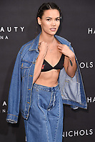 Sinead Harnett arriving for the Fenty Beauty by Rihanna launch party at Harvey Nichols, London, UK. <br /> 19 September  2017<br /> Picture: Steve Vas/Featureflash/SilverHub 0208 004 5359 sales@silverhubmedia.com