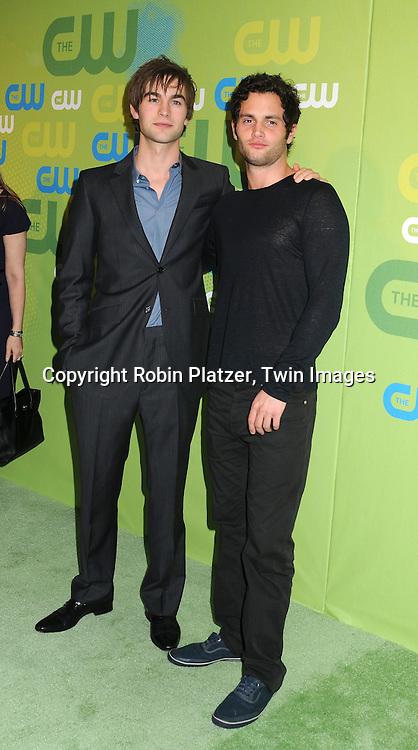 Chace Crawford & Penn Badgley