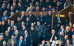 22.04.2018 Rangers v Hearts: Rangers directors