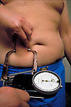 measuring body fat with calipers