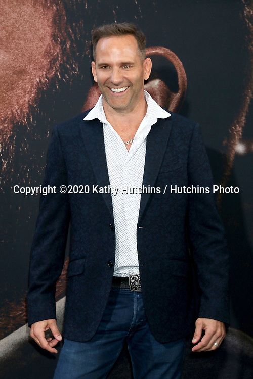 LOS ANGELES - MAR 1:  Chris Bruno at the The Way Back Premiere at the Regal LA Live on March 1, 2020 in Los Angeles, CA