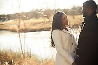 Akshea & Nathan Engagement