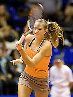 10-12-08, Rotterdam, Reaal Tennis Masters, Arantxa Rus