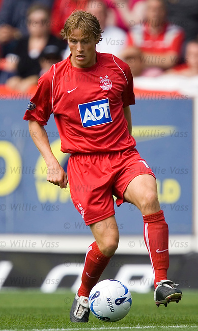 Chris Clark, Aberdeen.stock season 2005-2006.pic willie vass