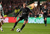 12th September 2017, Glasgow, Scotland; Champions League football, Glasgow Celtic versus Paris Saint Germain;  KYLIAN MBAPPE (psg)