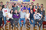 Happy Birthday - Gary Kelleher from Caheranne Village, seated centre, having a ball with friends and family at his 30th birthday party held in The Abbey Gate Hotel on Saturday night.......................................................................................................................................................................................................... ........................   Copyright Kerry's Eye 2008
