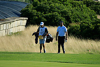 Jon Rahm (ESP) during the third round of the Northern Trust played at Liberty National Golf Club, Jersey City, USA. 10/08/2019<br /> Picture: Golffile | Michael Cohen<br /> <br /> All photo usage must carry mandatory copyright credit (© Golffile | Michael Cohen)