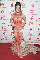 NEW YORK, NY - FEBRUARY 07: Danica McKellar attends The American Heart Association's Go Red For Women Red Dress Collection 2019 Presented By Macy's at Hammerstein Ballroom on February 7, 2019 in New York City.     <br /> CAP/MPI/GN<br /> ©GN/MPI/Capital Pictures
