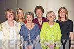Bernie Sheehan, Kathareen Lynch, Moira Hickey, Finola Spillane, Ursula Lenehan and Rosaleen O'Donovan Killarney at the Muckross Rowing club fashion show in Hotel Europe, Killarney on Wednesday evening