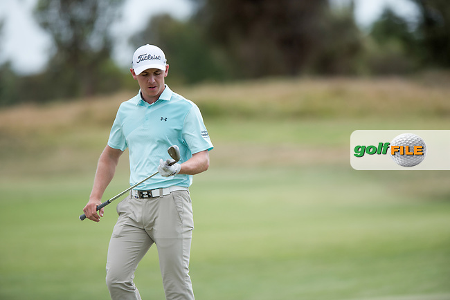 Grant Forrest (SCO) during the 2nd round of the VIC Open, 13th Beech, Barwon Heads, Victoria, Australia. 08/02/2019.<br /> Picture Anthony Powter / Golffile.ie<br /> <br /> All photo usage must carry mandatory copyright credit (&copy; Golffile | Anthony Powter)