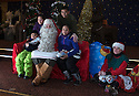03/12/15<br /> <br /> Tel: 07445 272041<br /> <br /> The Camacho family Sadie, Diana, Sam (9) and Salvador from Derby   meet Santa.<br /> <br /> Sick children are flown from East Midlands Airport to visit Santa and spend the day in Lapland. When You Wish Upon A Star have been arranging these festive flights for 24 years.<br />  <br /> All Rights Reserved: F Stop Press Ltd. +44(0)1335 418365   +44 (0)7765 242650 www.fstoppress.com