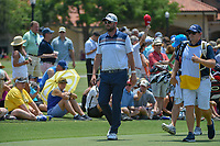 Marc Leishman (AUS) heads down 1 during round 1 of The Players Championship, TPC Sawgrass, at Ponte Vedra, Florida, USA. 5/10/2018.<br /> Picture: Golffile | Ken Murray<br /> <br /> <br /> All photo usage must carry mandatory copyright credit (&copy; Golffile | Ken Murray)