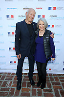 BEVERLY HILLS, CA - FEBRUARY 10: Gary Shapiro, Jane Goren, at Global CINEMATHEQUE presents the World Cinema Awards ceremony at the Residence du Consul de France in Beverly Hills California on February 10, 2020. <br /> CAP/MPIFS<br /> ©MPIFS/Capital Pictures