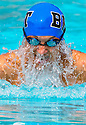 Slug: SwimSP070110-<br /> David Trozzo/ For the Gazette<br /> Bowie, MD--5/26/10--Chas Brother  of Belair Bath and Tennis swimming competes in the 50meter breast stroke.