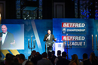 Championship & League 1 Awards - 25 Sep 2018