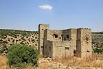 Israel, Upper Galilee, Ein Tina police station in Wadi Amud