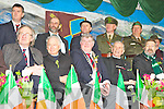 Dignitaries watching the Killarney St Patricks day parade on Saturday