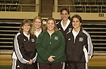 Women's Basketball group photo