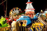 Scene from the Arkansas Oklahoma State Fair in Fort Smith Arkansas 2010.