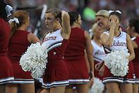 Arkansas Democrat-Gazette --10/10/15--<br /> Arkansas vs Alabama