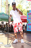 04 August 2018 - Las Vegas, Nevada - Ne-Yo. KIIS-FM Official Summer Pool Party at Flamingo Las Vegas&rsquo; GO Pool Dayclub Featuring Ne-Yo. <br /> CAP/ADM/MJT<br /> &copy; MJT/ADM/Capital Pictures