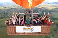 20120405 April 05 Hot Air Balloon Gold Coast
