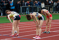 17 MAY 2009 - LOUGHBOROUGH,GBR - Womens 800m Invitation - Loughborough International Athletics (PHOTO (C) NIGEL FARROW)