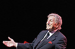 Tony Bennett in a concert performance