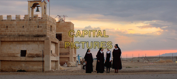 SCENE<br /> in Ave Maria (2015)<br /> *Filmstill - Editorial Use Only*<br /> CAP/NFS<br /> Image supplied by Capital Pictures