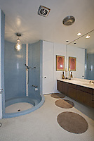 Stock photo of master bath, en suite, bathroom
