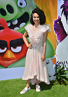"LOS ANGELES, USA. August 10, 2019: Gabrielle Green at the premiere of ""The Angry Birds Movie 2"" at the Regency Village Theatre.<br /> Picture: Paul Smith/Featureflash"