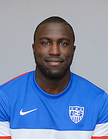 USMNT Head Shots 2014