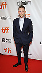 Jamie Bell attends the 'Film Stars Don't Die in Liverpool' premiere during the 2017 Toronto International Film Festival at Roy Thomson Hall on September 12, 2017 in Toronto, Canada.