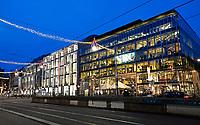 Nederland - Amsterdam -  2018.  Kantoor van NRC aan het Rokin.  Foto Berlinda van Dam / Hollandse Hoogte