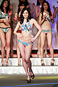 Miss Nagano, Mizue Todoroki, competes in the swimsuit category during the finals of Miss Universe Japan at Hotel Chinzanso Tokyo on March 1, 2016, Tokyo, Japan. Sari Nakazawa from Shiga captured the crown and will represent Japan in the next Miss Universe international competition. (Photo by Rodrigo Reyes Marin/AFLO)