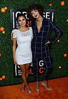 www.acepixs.com<br /> <br /> June 9 2017, New York City<br /> <br /> Actresses Diane Guerrero and Jackie Cruz arriving at the 'Orange Is The New Black' Season 5 Celebration at Catch on June 9, 2017 in New York City. <br /> <br /> By Line: Nancy Rivera/ACE Pictures<br /> <br /> <br /> ACE Pictures Inc<br /> Tel: 6467670430<br /> Email: info@acepixs.com<br /> www.acepixs.com