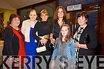 Enjoying the Fashion show in aid of MS Ireland in Ballyroe Hotel on Saturday Pictured  Noreen Sawyers, Patricia Sawyers, Aine Wall, Marisa Griffin, Ava Griffin, Rita Stack.