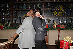LOS ANGELES - DEC11: Alex Newell, Emerson Collins at Scott Nevins Presents SPARKLE: An All-Star Holiday Concert to benefit The Actors Fund at Rockwell Table & Stage on December 11, 2014 in Los Angeles, California