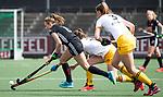 AMSTELVEEN - Hockey - Hoofdklasse competitie dames. AMSTERDAM-DEN BOSCH (3-1) . Marijn Veen (A'dam)   COPYRIGHT KOEN SUYK