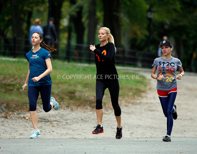 WWW.ACEPIXS.COM . . . . .  .....October 11, 2011, New York City....Gwyneth Paltrow (in black) on the film set of 'Thanks for Sharing' in Central Park on October 11, 2011 in New York City....Please byline: CURTIS MEANS - ACE PICTURES.... *** ***..Ace Pictures, Inc:  ..Philip Vaughan (212) 243-8787 or (646) 679 0430..e-mail: info@acepixs.com..web: http://www.acepixs.com