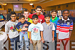 Pictured at the Islamic event in the Brandon hotel, Tralee, on Saturday were l-r: Walad Haroon, Hadi Haroon, Milos Avric, Usam Butt, Ossama Butt, Nosharwan Chaudhary, Nial Kahn and Ahmed Sahal.