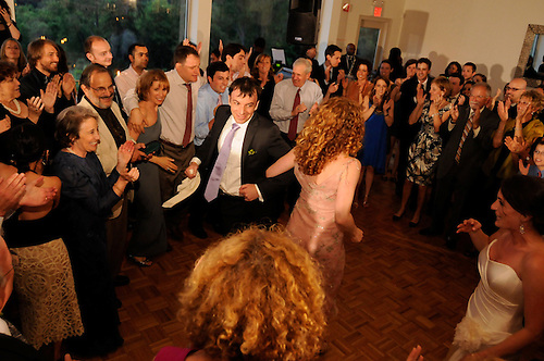 Dancing Reception.Garrison Golf Club Wedding.