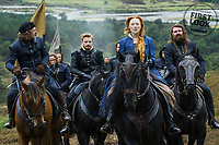 Mary Queen of Scots (2018) <br /> Saoirse Ronan  <br /> *Filmstill - Editorial Use Only*<br /> CAP/KFS<br /> Image supplied by Capital Pictures