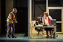 London, UK. 24.09.2015. English National Opera presents LADY MACBETH OF MTSENSK, at the London Coliseum. Directed by Dmitri Tcherniakov. Picture shows: John Daszak (Sergei). Photograph © Jane Hobson.