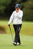 Vivian Lu during her semi final match v Siyi Keh. New Zealand Amateur Championship, Wairakei Golf Course and Sanctuary, Taupo, New Zealand, Saturday 3 November 2018. Photo: Simon Watts/www.bwmedia.co.nz