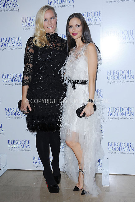 WWW.ACEPIXS.COM . . . . . .October 18, 2012...New York City....Keren Craig and Georgina Chapman attend Bergdorf Goodman's 111th anniversary celebration at the Plaza Hotel on October 18, 2012 in New York City ....Please byline: KRISTIN CALLAHAN - ACEPIXS.COM.. . . . . . ..Ace Pictures, Inc: ..tel: (212) 243 8787 or (646) 769 0430..e-mail: info@acepixs.com..web: http://www.acepixs.com .