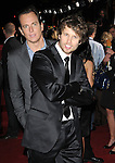 Will Arnett & Jon Heder at the Touchstone Pictures' World Premiere of When in Rome held at El Capitan Theatre in Hollywood, California on January 27,2010                                                                   Copyright 2009  DVS / RockinExposures