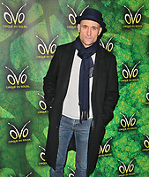 Mark Strong at the OVO by Cirque du Soleil press night, Royal Albert Hall, Kensington Gore, London, England, UK, on Wednesday 10 January 2018.<br /> CAP/CAN<br /> &copy;CAN/Capital Pictures
